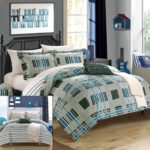8 Piece Bedding Set