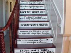 Alice in Wonderland Wall Quotes for the Funkiest Funk!
