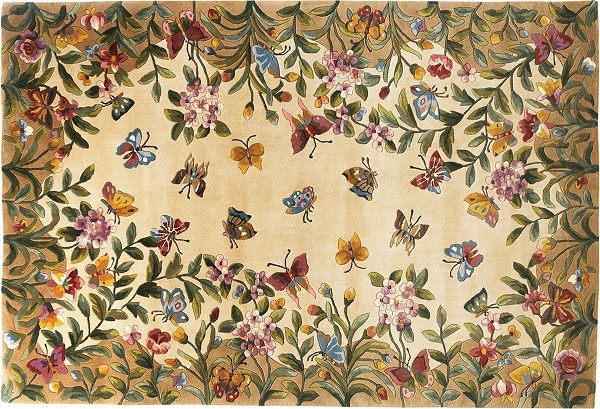 Butterfly Area Rugs Stunning Designs Check These Out