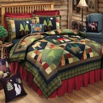 Funk'N Relaxation with Stylish Lodge Cabin Bedding