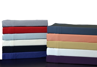 Jersey Knit Bed Sheets