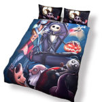 Nightmare Before Christmas Duvet Set