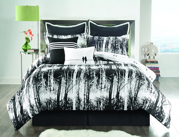 Funky Reversible Comforter Sets Two Bedding Sets In One