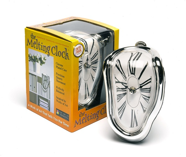 Melting Wall Clocks