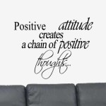 Inspiring Others with Wall Quotes about Being Positive