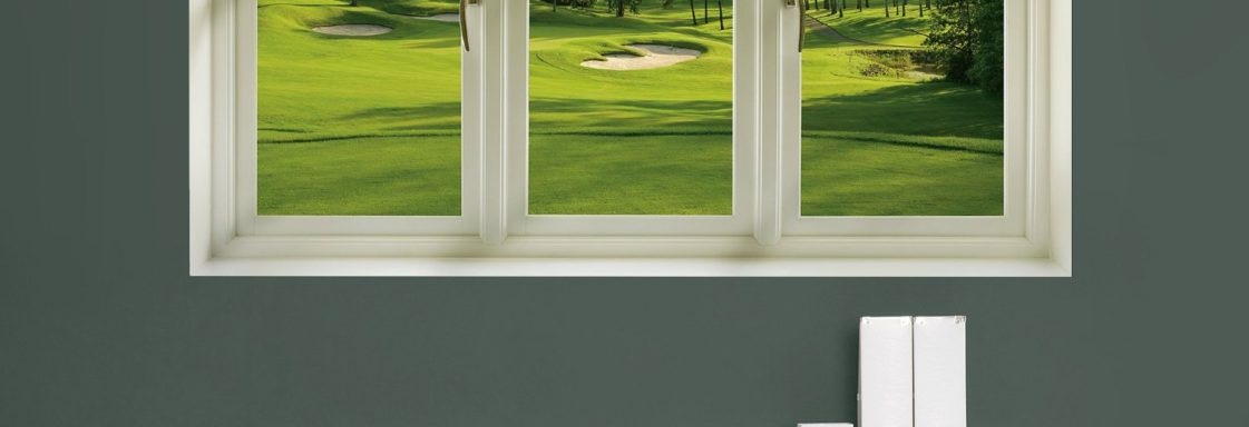 Beautiful Funk with these Golf Wall Decals