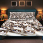 Add Humor and Funk to the Bedroom with Funny Bedding