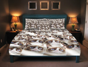 Grumpy Cat Duvet Bedding