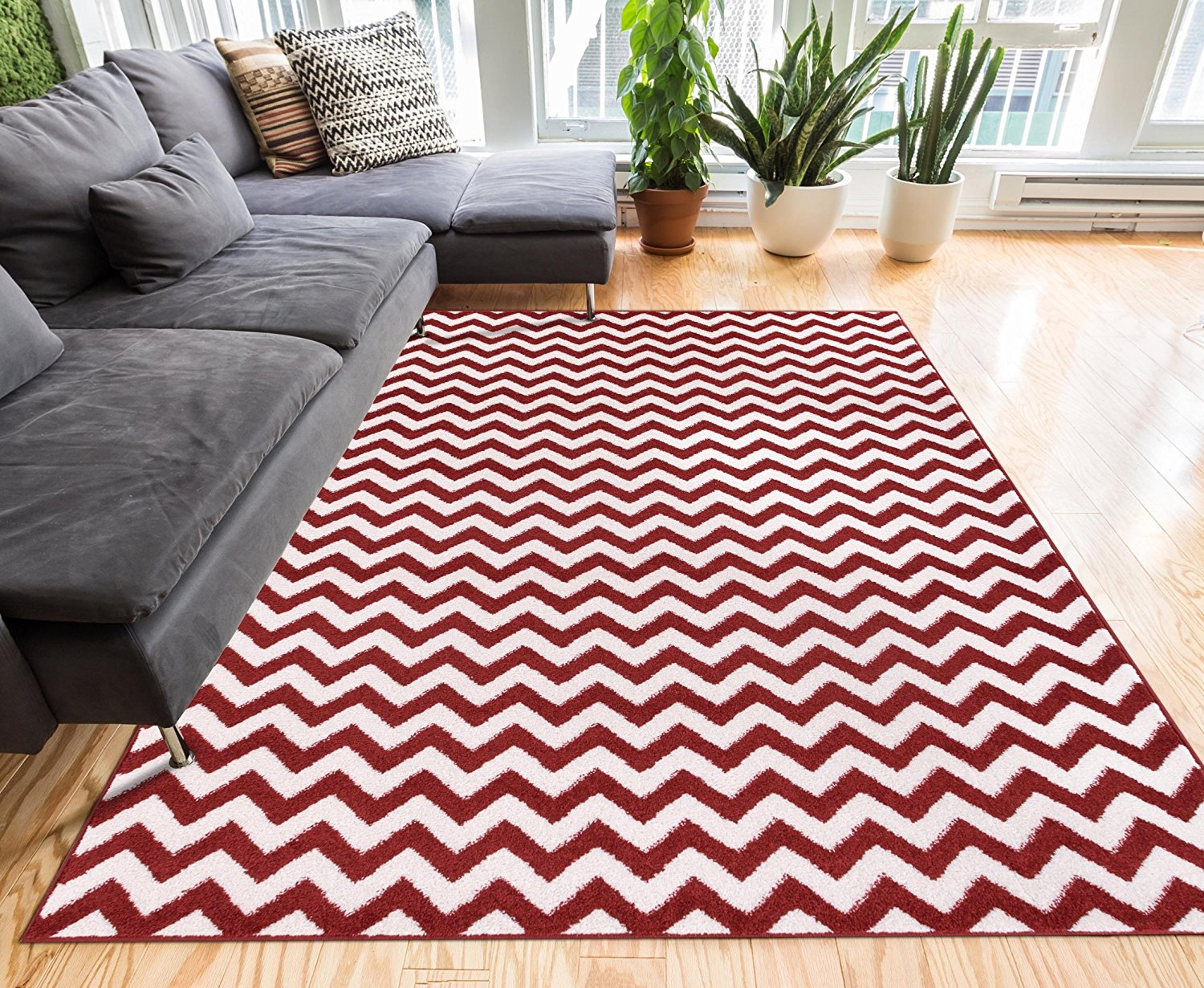 Funky Red Area Rugs 5 Creative Designs To Choose From