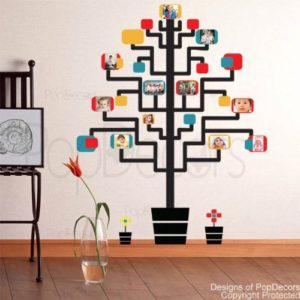 Family Tree Wall Decal - PopDecors