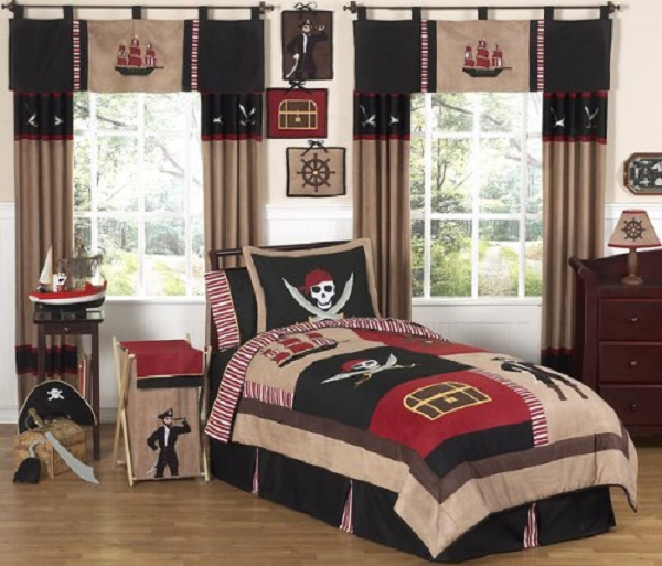 Children's Pirate Bedding Sets