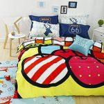 Funky Fruit Bedding