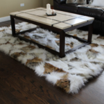Funky Colorful Sheepskin Area Rugs