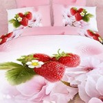 Funky Fruit Bedding