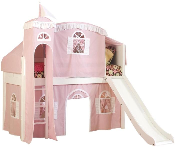 Princess Loft Beds