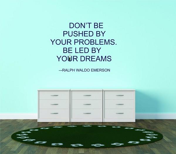 Ralph Waldo Emerson Wall Quotes