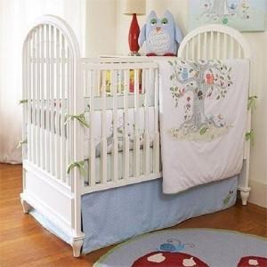 Tree Crib Bedding Set