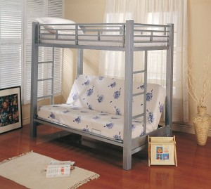 Space Saving Bed with Couch