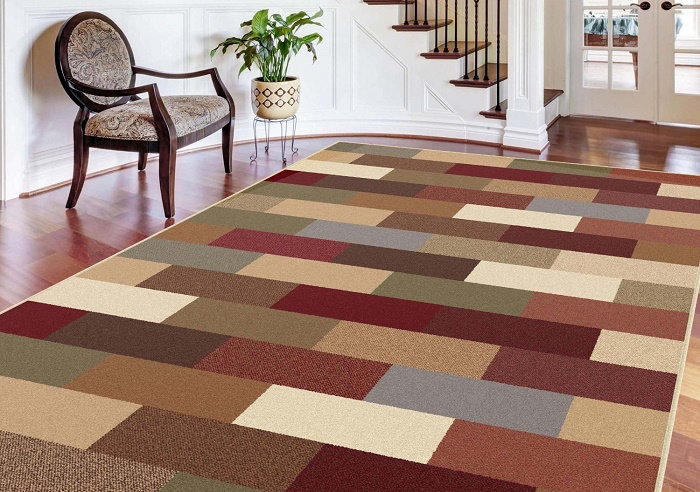 Bright Multi Colored Area Rugs That Add Interest Amp Pattern Funk This House