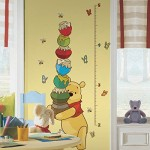Funky and Creative Growth Chart for Kids