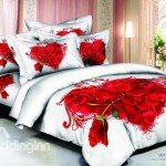 Funk'N Heart with Love Themed Bedding