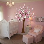Large Tree Wall Stickers for Nursery