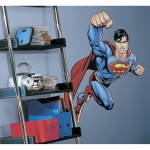 Funk'N Power with Superhero Wall Decals