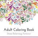 Adult Coloring Books for Funk'N Stress Relief