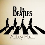 The Beatles Abbey Road Wall Decal
