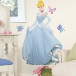Beauty Funk with Cinderella Wall Decals