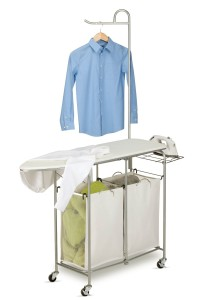 Laundry Sorter and Ironing Board with