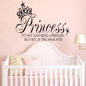 Princess Wall Quotes