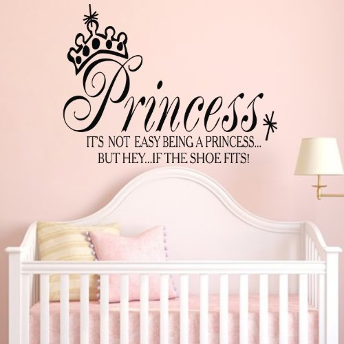 Funkn Royalty With Princess Wall Quotes 5 Designs To Choose From