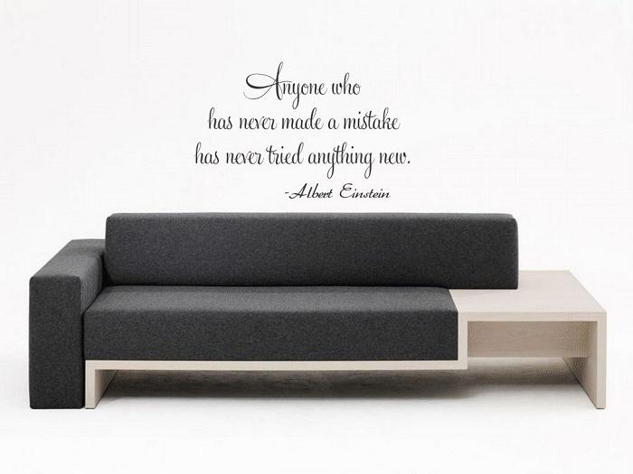 Wise Einstein Wall Quotes