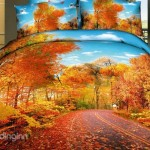 Autumn Themed Bedding
