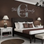 Customized Wall Graphics with Names