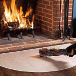 Fireproof Hearth Rug
