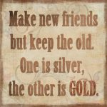 Kind and Funky Sayings to Honor a Friend