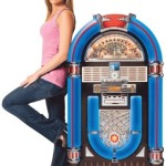 Funk'N Retro Jukeboxes for Home Use