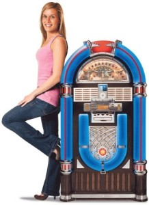 Jukeboxes for Home Use