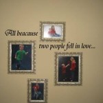 All Because Two People Fell in Love Wall Quotes