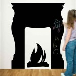 Funky & Very Creative Chalkboard Wall Decals