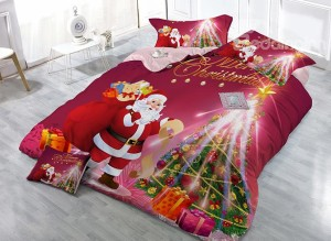 Santa Claus Bedding