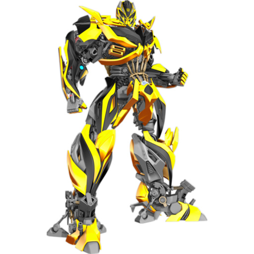 Transformer Wall Decals