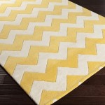 Funky Yellow Area Rugs – Do You Know the Affects of Yellow on the Mind?