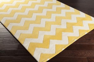 Funky Yellow Area Rugs