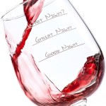 Bring on the Laughs with Funny Wine Glasses