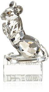 Swarovski Crystal Rat