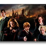 "Funky Harry Potter Rugs – ""Let us step into the night and pursue that flighty temptress, adventure"""
