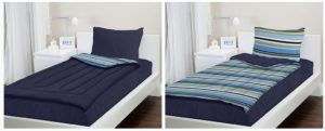 ZipIt Bedding - Bedding that Zips Up